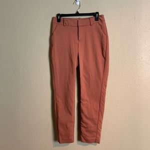 A new day mauve ankle pants 2 iii3